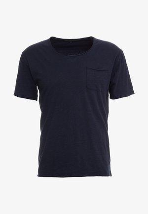 TEO - T-shirt basic - navy