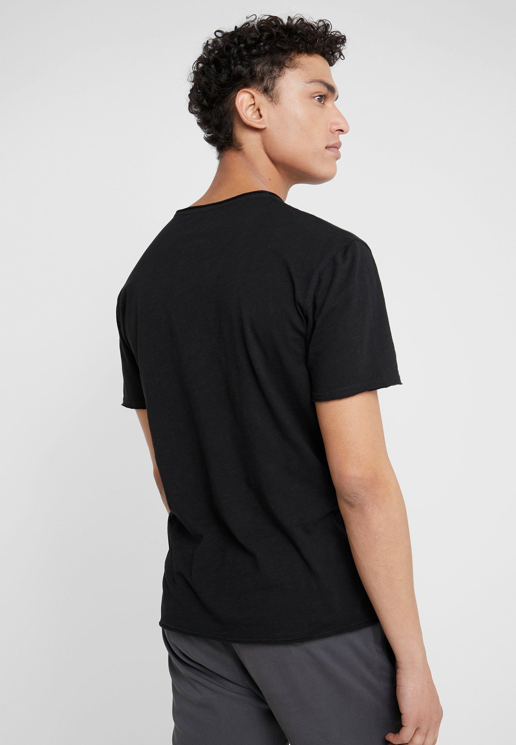 shirt Drykorn shirt Drykorn TeoT TeoT Basic Schwarz 7bY6gyf