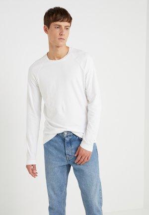 LEMAR - Bluzka z długim rękawem - white