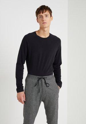LEMAR - Bluzka z długim rękawem - black