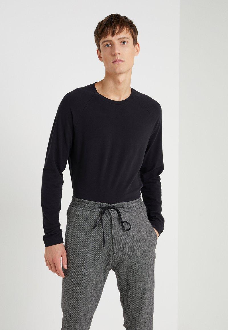 DRYKORN - LEMAR - Bluzka z długim rękawem - black