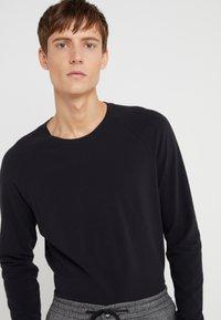 DRYKORN - LEMAR - Bluzka z długim rękawem - black - 4