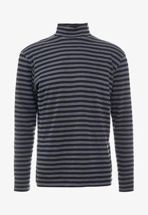 TAMO - T-shirt à manches longues - black/grey