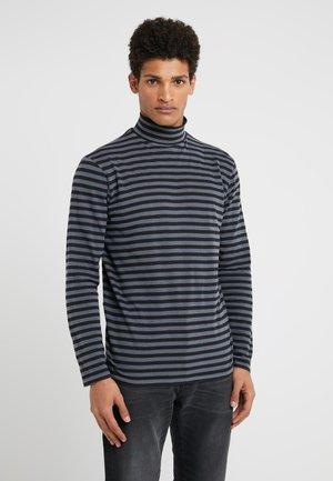 TAMO - Bluzka z długim rękawem - black/grey