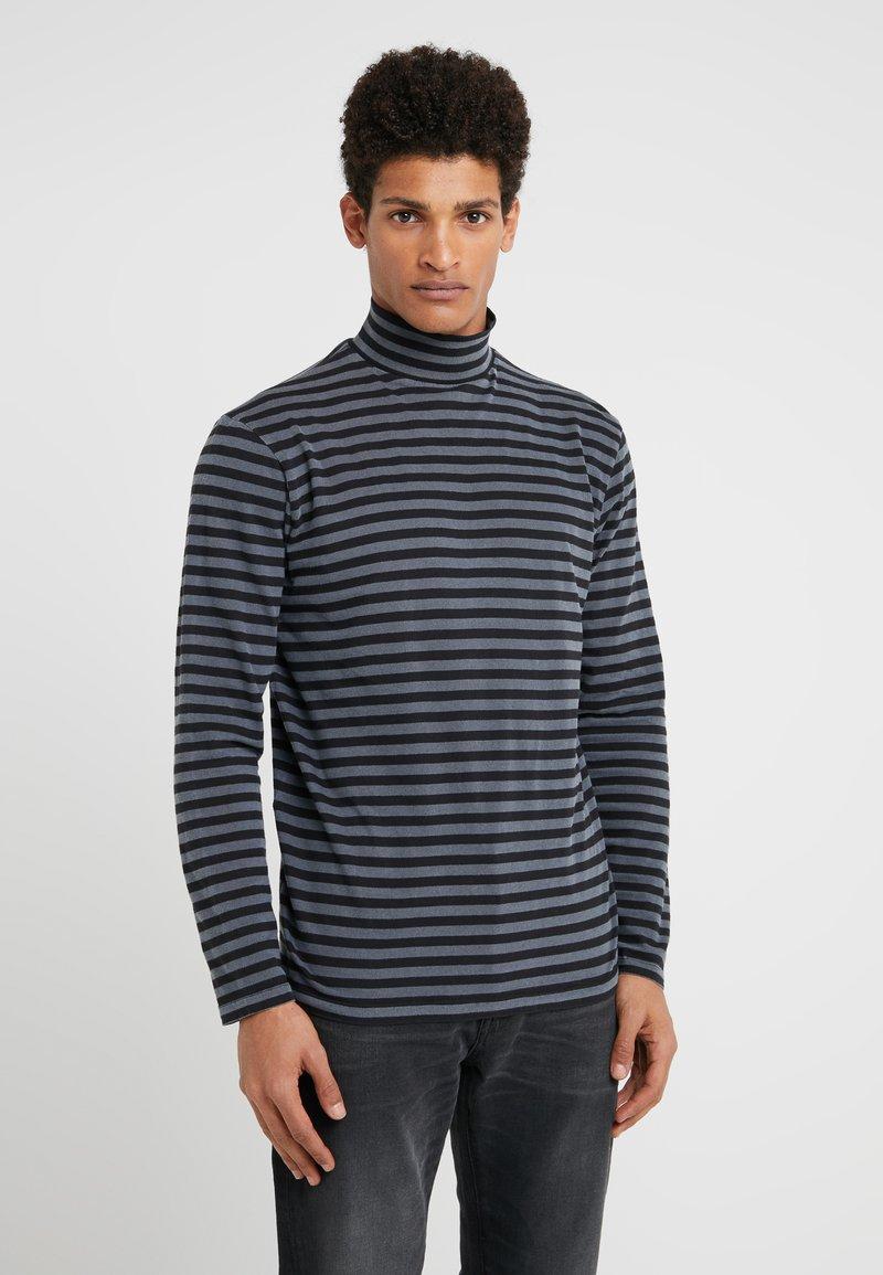 DRYKORN - TAMO - Långärmad tröja - black/grey