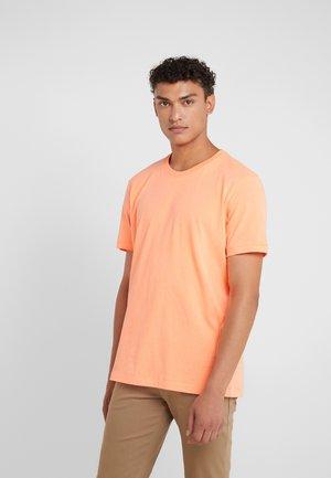 SAMUEL - T-shirt basique - orange