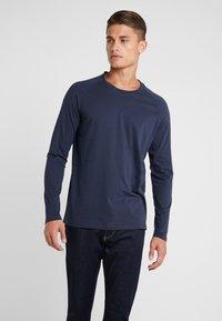 DRYKORN - LEMAR - Bluzka z długim rękawem - dark blue - 0