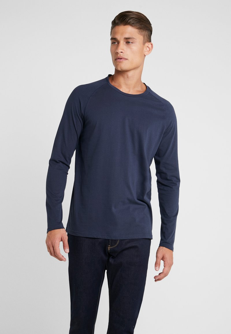 DRYKORN - LEMAR - Long sleeved top - dark blue