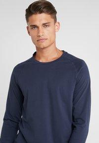 DRYKORN - LEMAR - Bluzka z długim rękawem - dark blue - 4