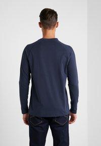 DRYKORN - LEMAR - Bluzka z długim rękawem - dark blue - 2