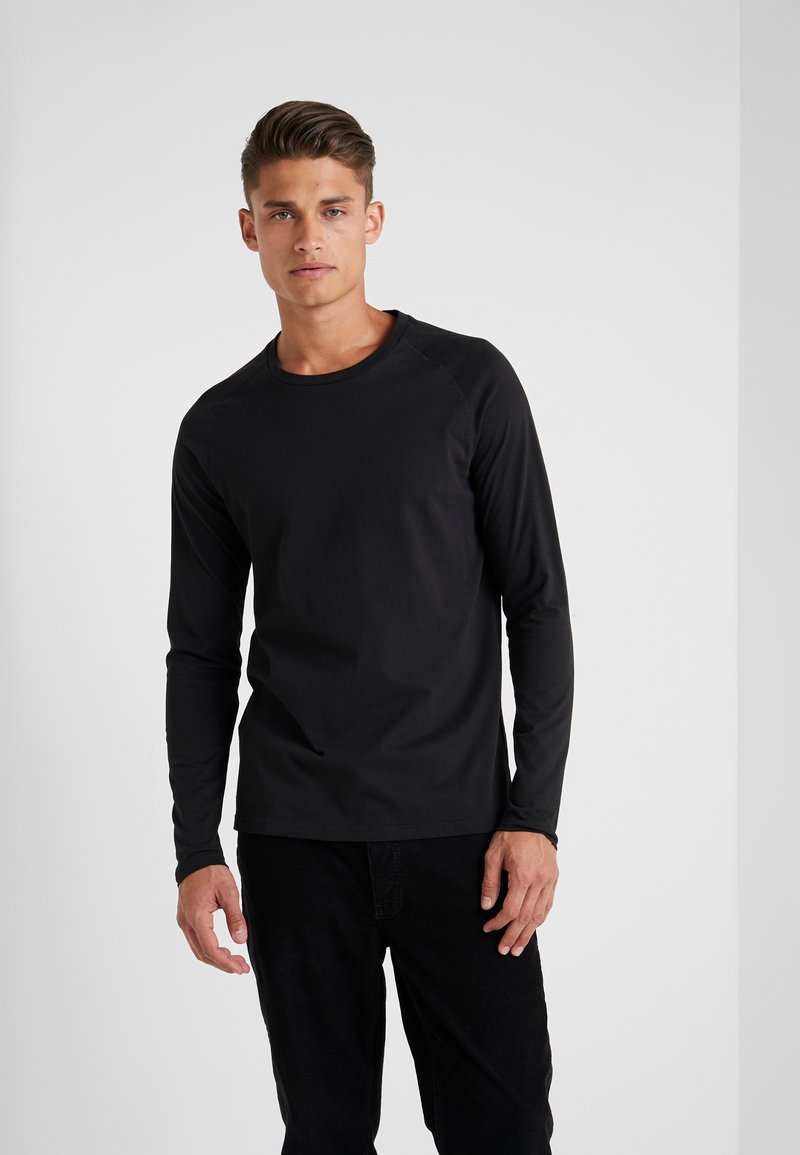 DRYKORN - LEMAR - Long sleeved top - schwarz