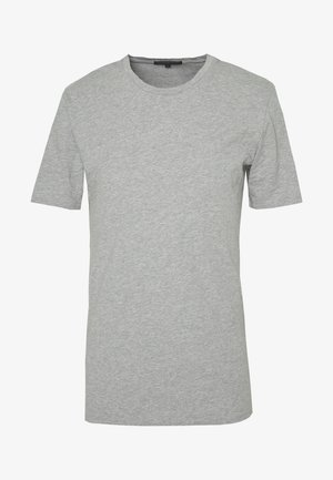 CARLO - T-shirt basic - light grey