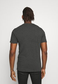 DRYKORN - CARLO - Basic T-shirt - anthra - 2