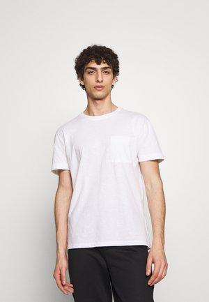 SCOLD - T-shirt basic - white