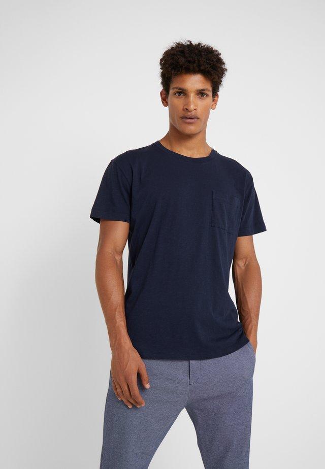 SCOLD - Basic T-shirt - navy