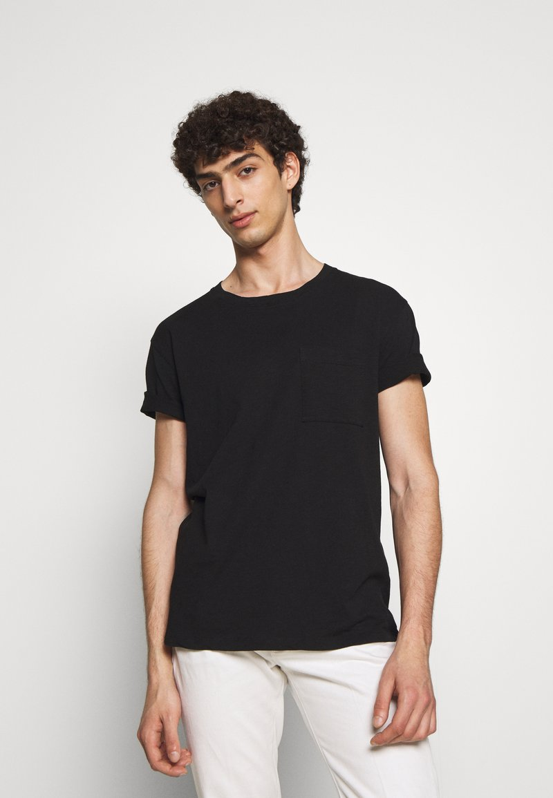 DRYKORN - SCOLD - Basic T-shirt - black