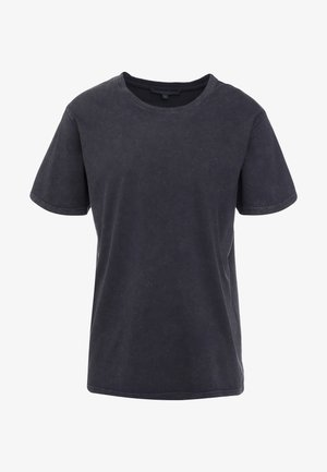 SAMUEL - T-shirts basic - anthracite