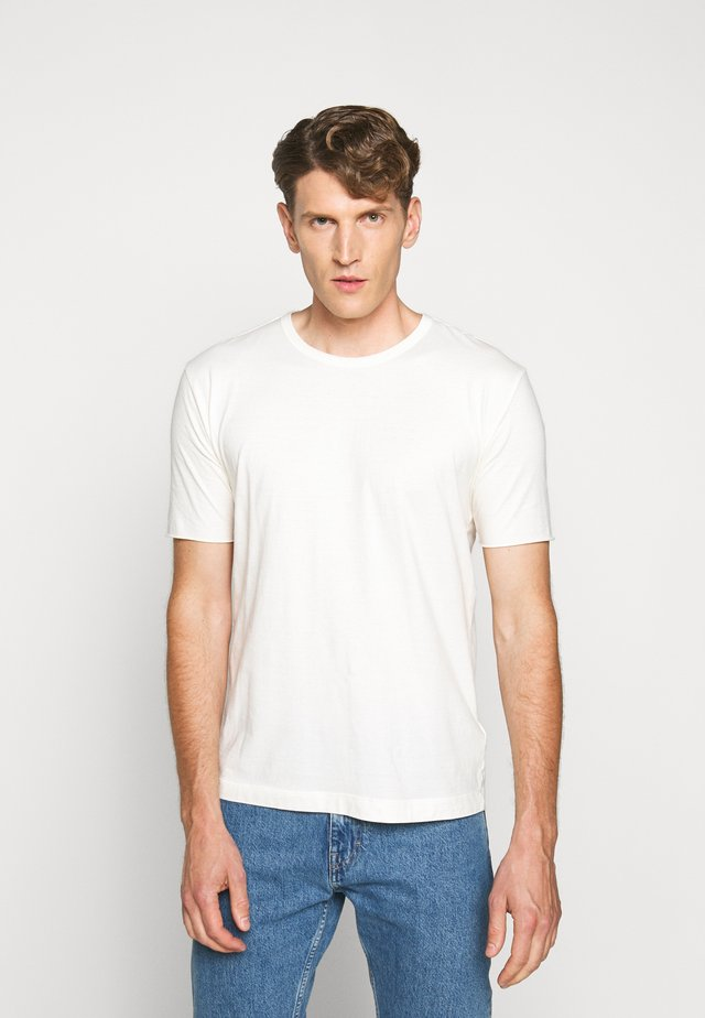RANIEL - T-Shirt basic - ecru