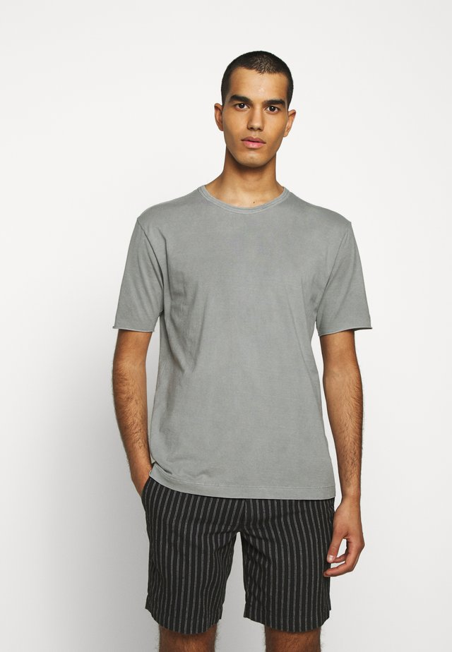 RANIEL - Basic T-shirt - grau