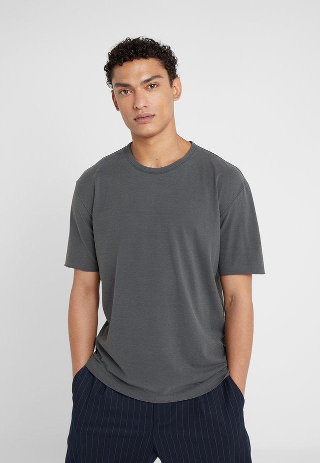 RANIEL - T-shirt basic - anthracite