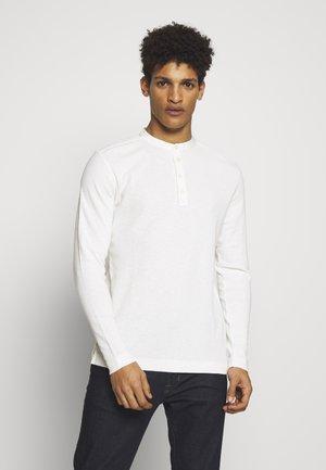 LENIUS - Long sleeved top - white