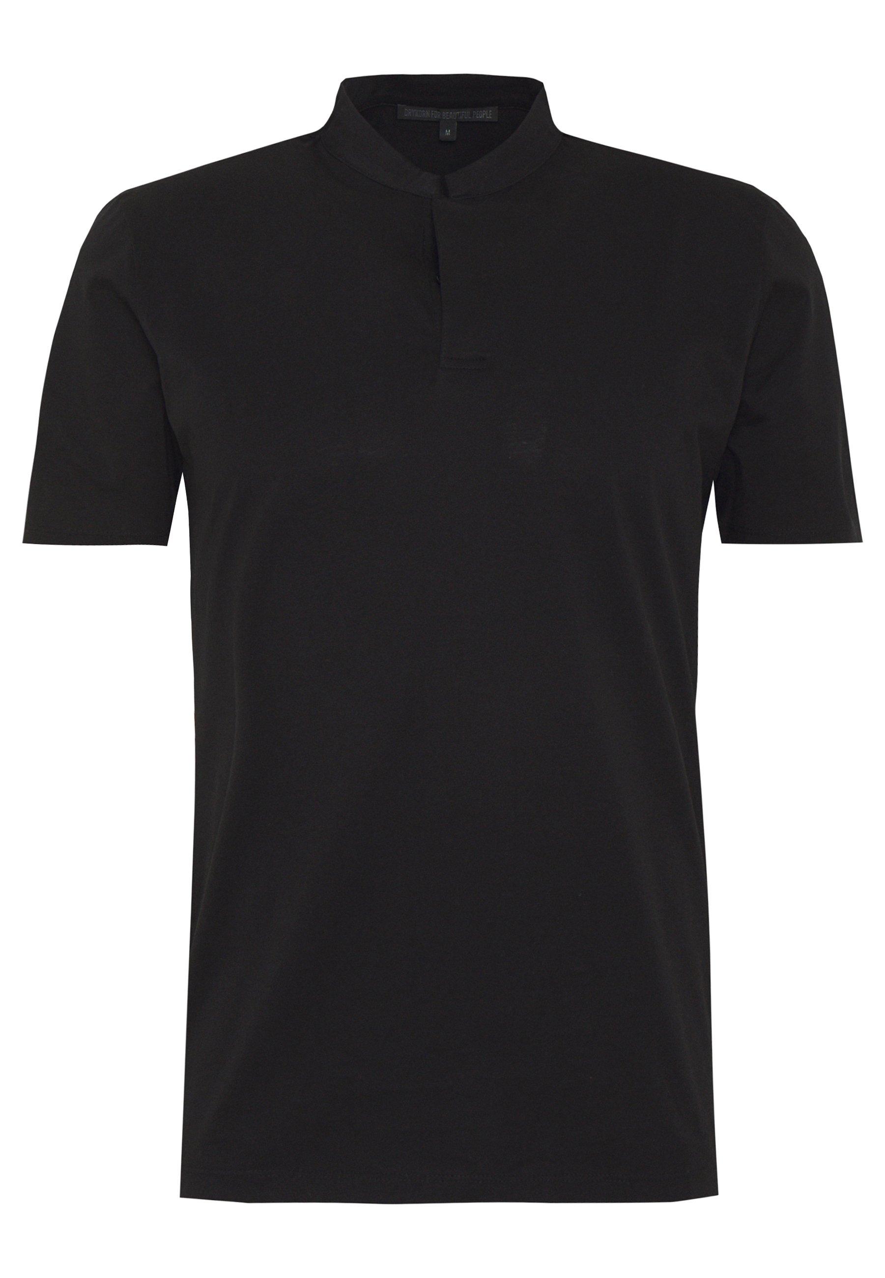 DRYKORN LOUIS - T-shirt basique - black