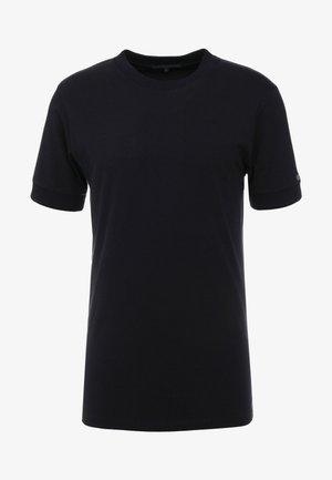ANTON - T-shirt basic - black