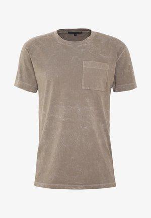 SCOLD - T-shirt basic - tan