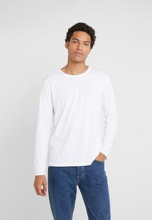 YOSHI - Bluzka z długim rękawem - white