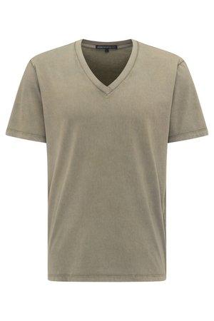 LIM - Basic T-shirt - green
