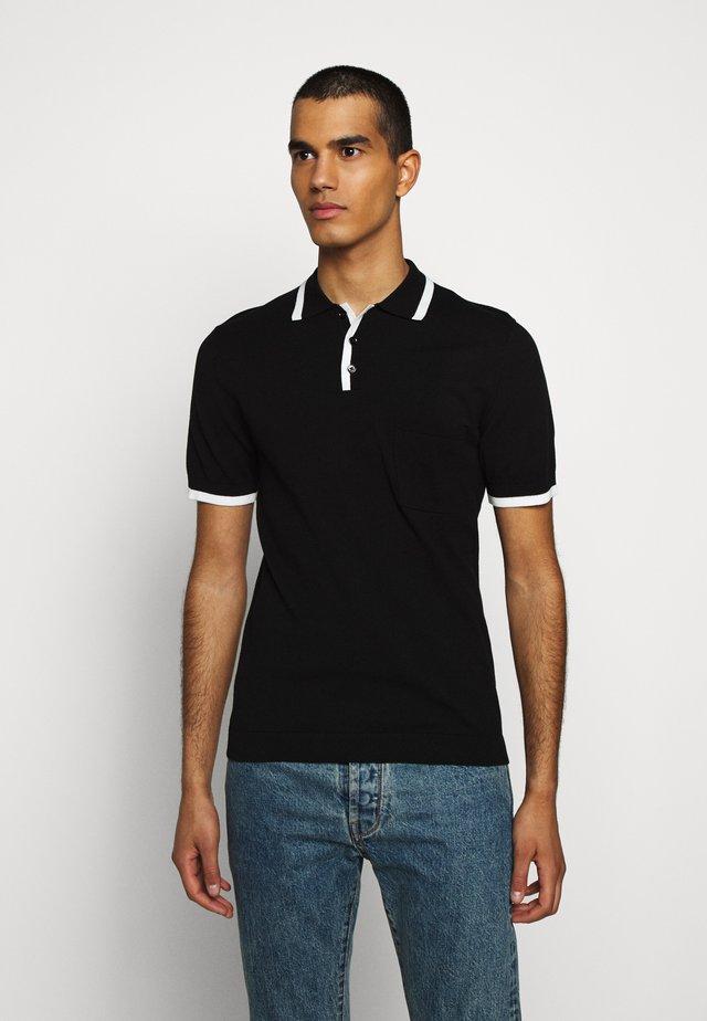 DUKAN - Polo shirt - schwarz