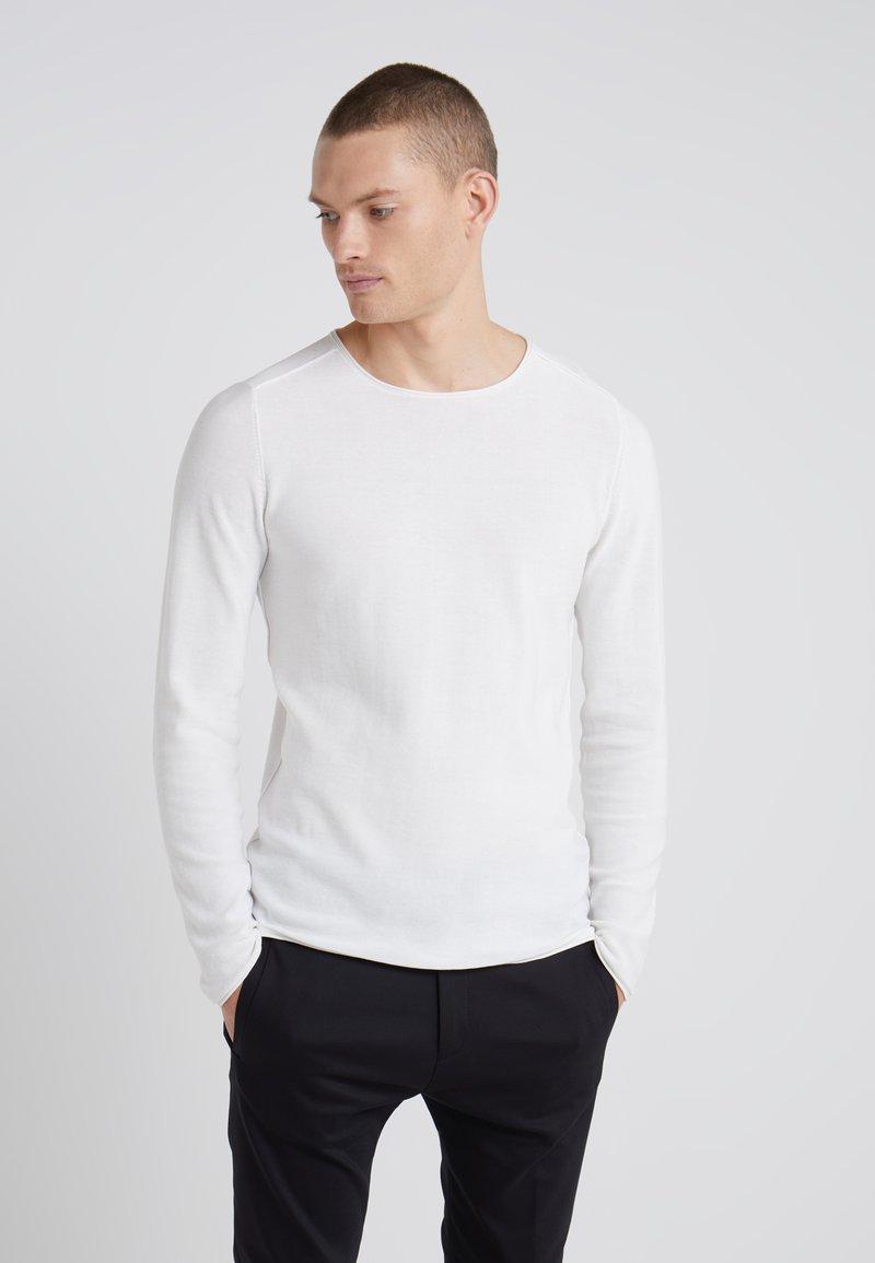 DRYKORN - RIK - Strickpullover - white