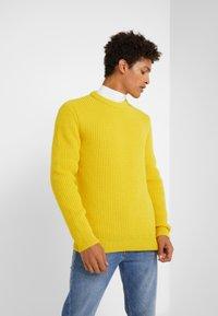 DRYKORN - HENDRY - Jumper - yellow - 0