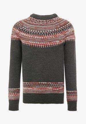 DEWIN - Pullover - anthra
