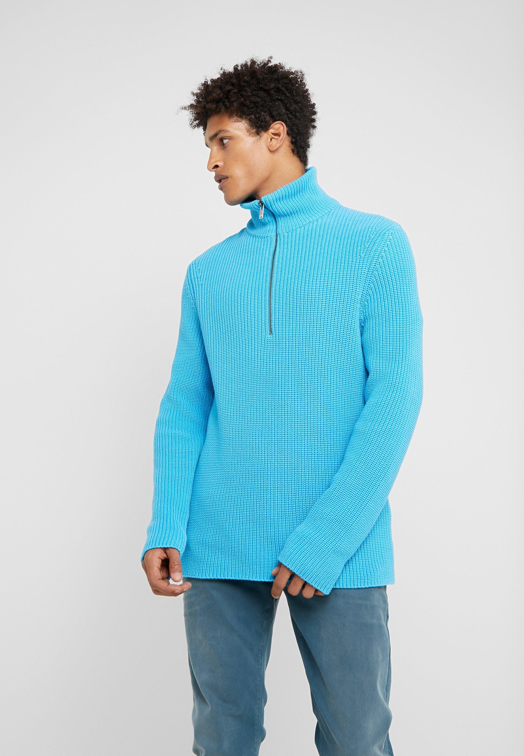 DRYKORN SAID - Sweter - light blue