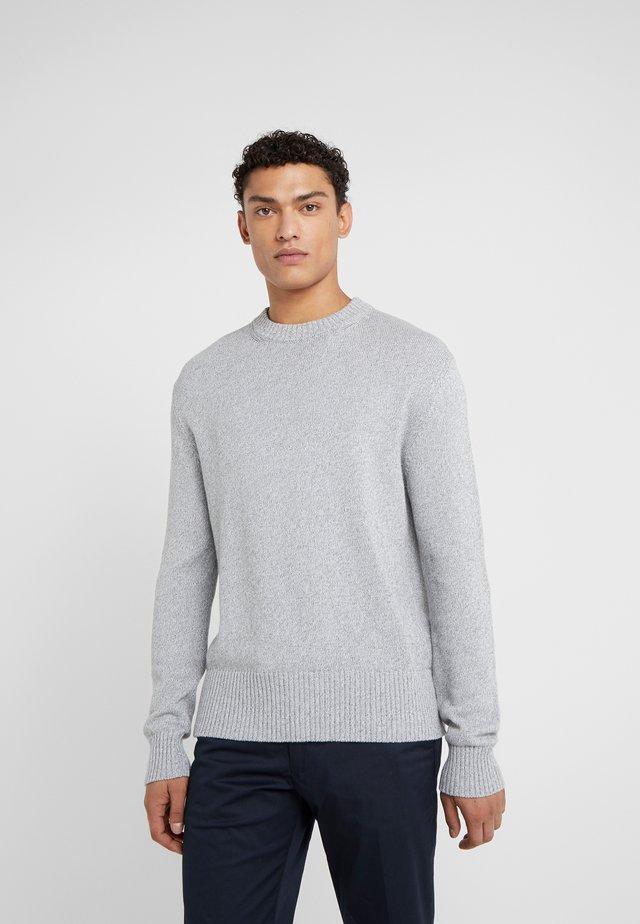 VINCENT - Stickad tröja - dark grey