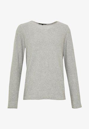RIK - Stickad tröja - grey