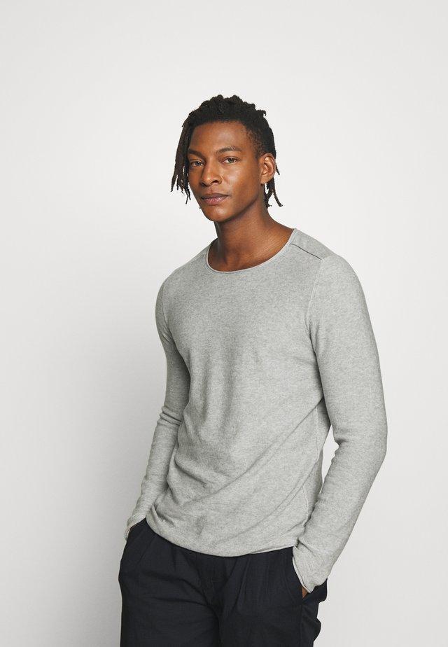RIK - Pullover - grey