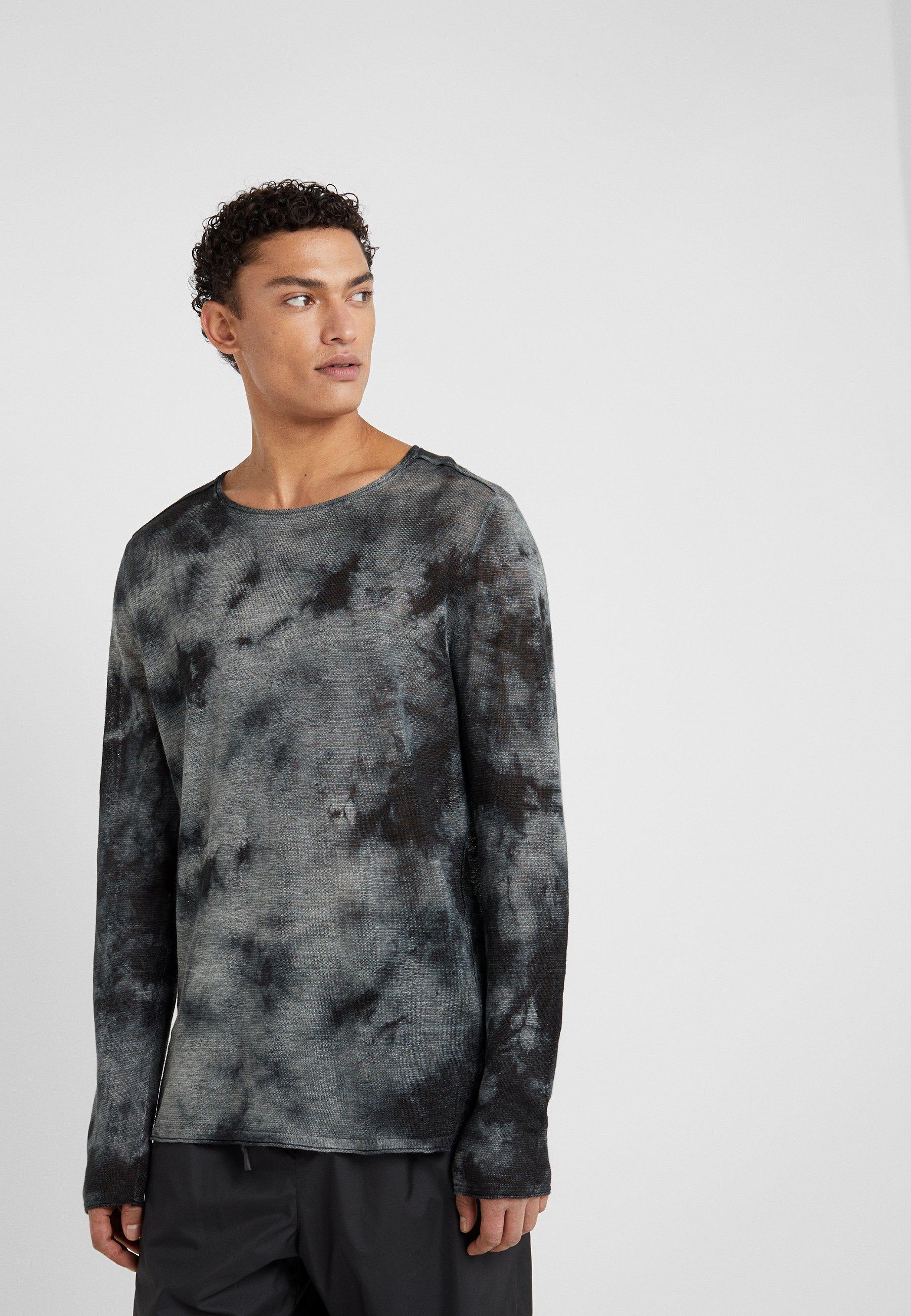 DRYKORN RIK - Sweter - grey