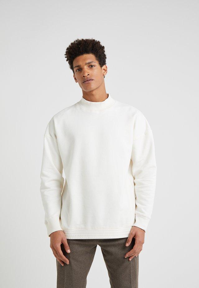 BENJEN - Sweatshirt - white