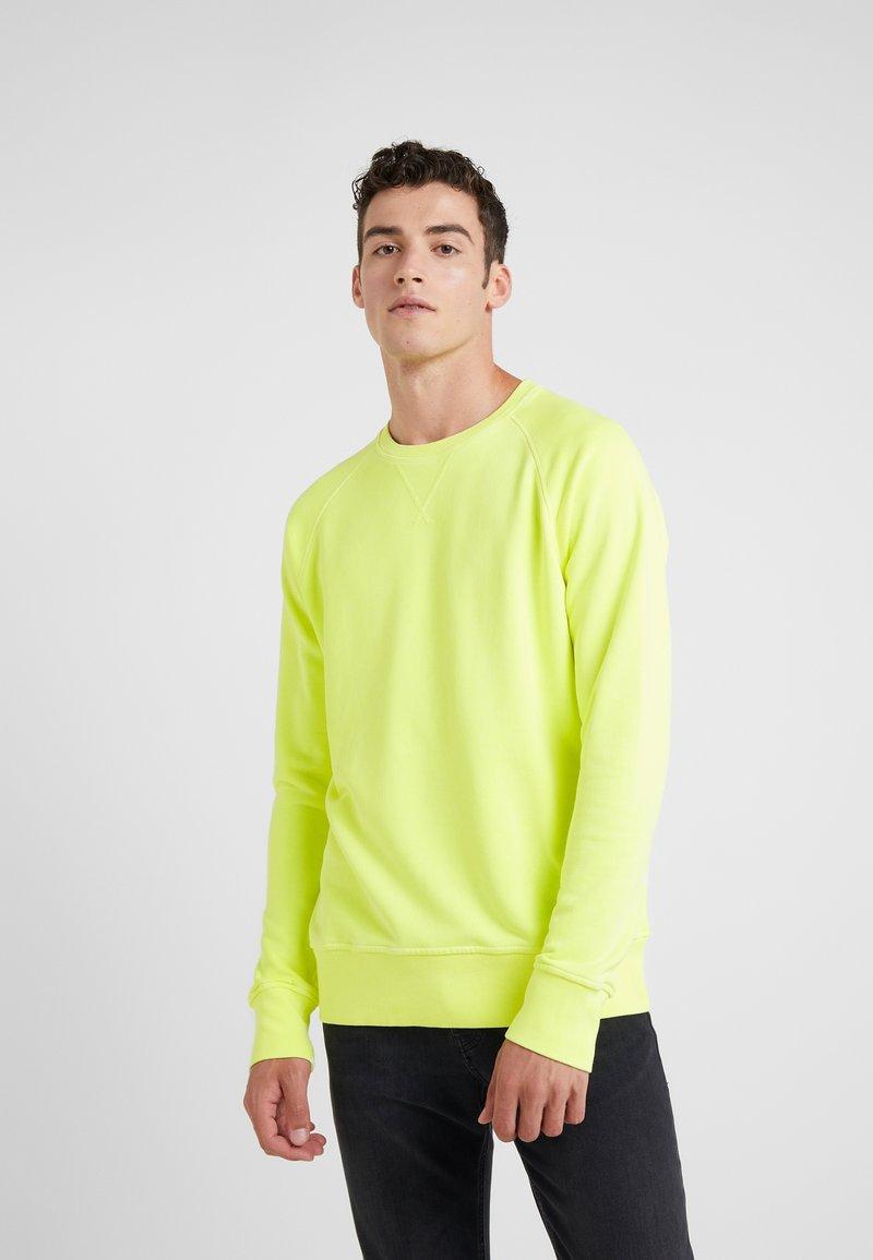 DRYKORN - RAZER - Sweatshirt - yellow