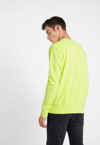 DRYKORN - RAZER - Sweatshirt - yellow - 2
