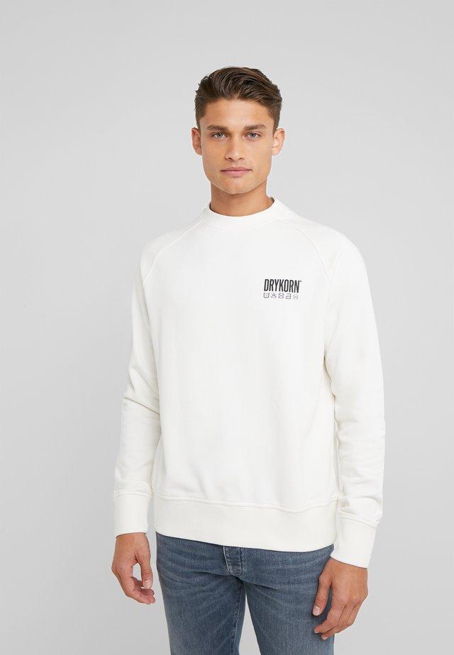 FLORENZ CODE - Felpa - off white