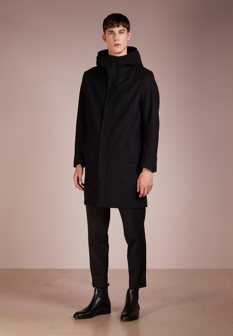 DRYKORN - DRYKORN FOR DISTORTED PEOPLE HODSET - Classic coat - black