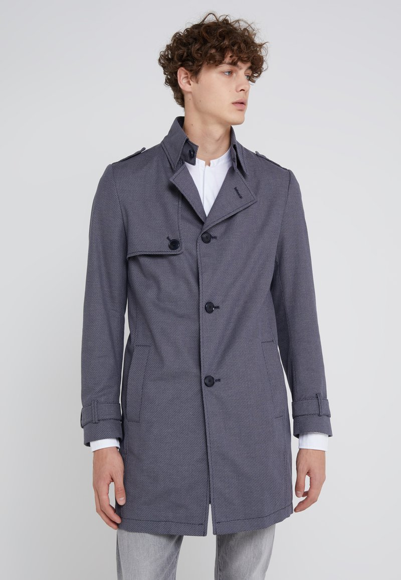 DRYKORN - SKOPJE - Trenchcoat - blue/grey