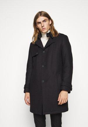 SKOPJE - Krátký kabát - blau