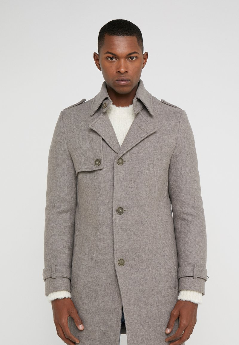DRYKORN - SKOPJE - Short coat - beige