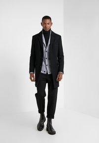 DRYKORN - BLACOT - Zimní kabát - black - 1