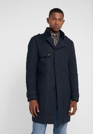 SKOPJE - Classic coat - navy