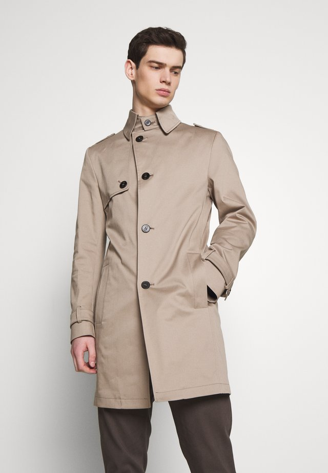 SKOPJE - Short coat - beige